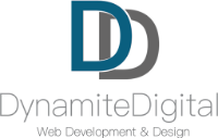 Dynamite Digital Web Design and Development Logo